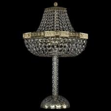 Настольная лампа декоративная Bohemia Ivele Crystal 1911 19113L4/H/35IV G