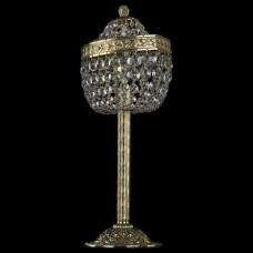 Настольная лампа декоративная Bohemia Ivele Crystal 1911 19113L6/35IV G