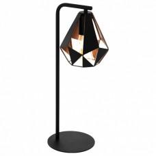 Настольная лампа декоративная Eglo Carlton 4 43058