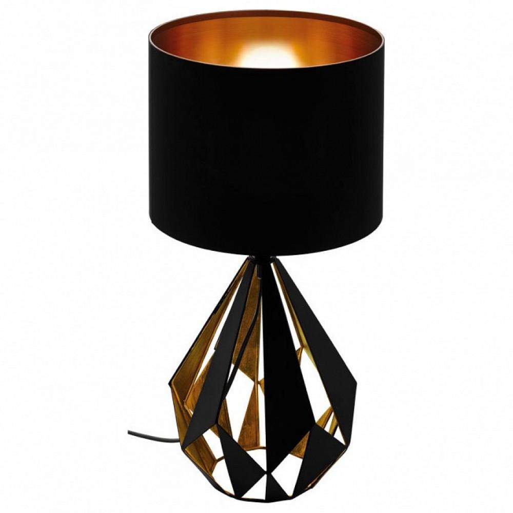 Настольная лампа декоративная Eglo Carlton 5 43077