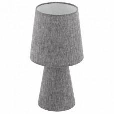 Настольная лампа декоративная Eglo Carpara 97122