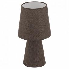 Настольная лампа декоративная Eglo Carpara 97123