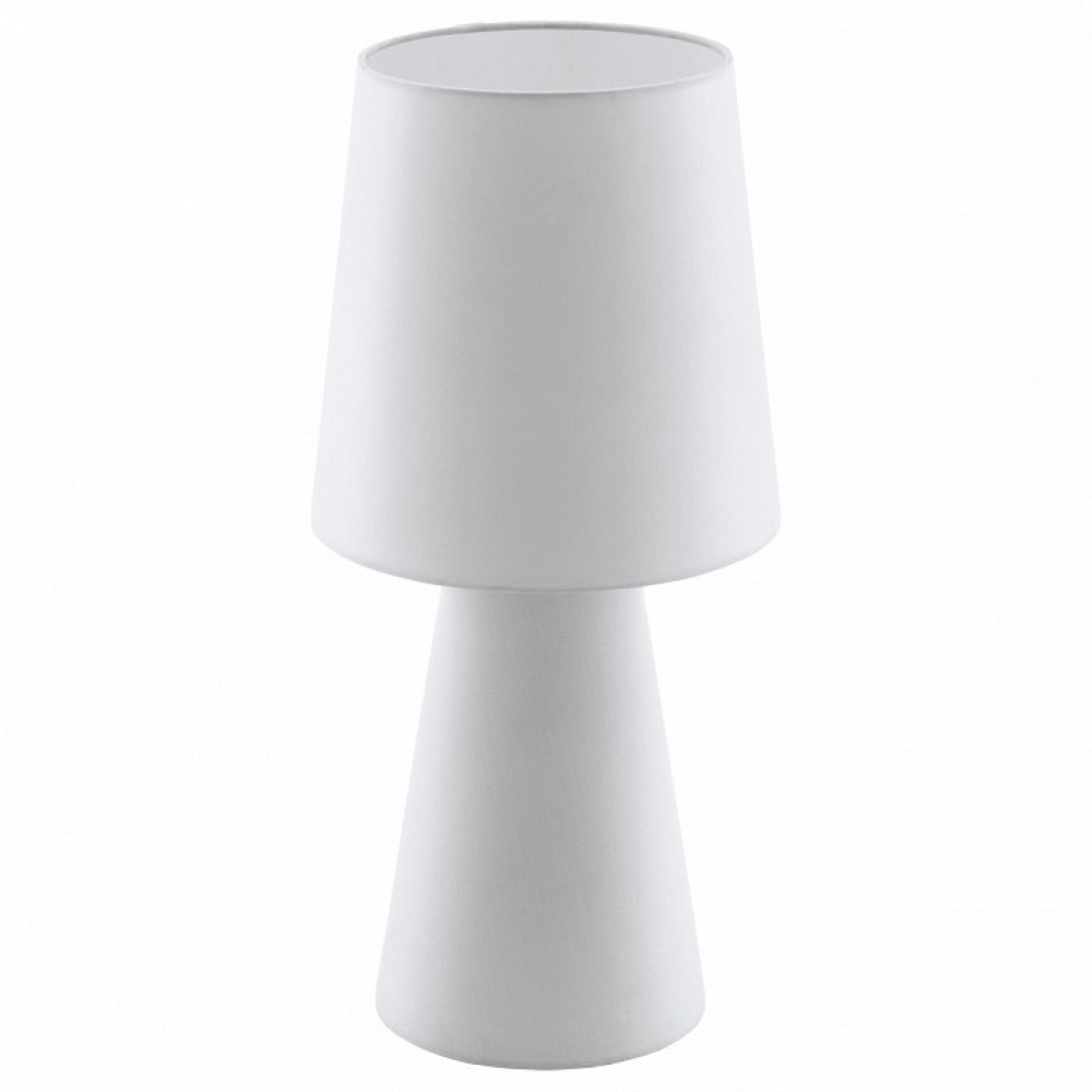 Настольная лампа декоративная Eglo Carpara 97131
