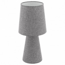 Настольная лампа декоративная Eglo Carpara 97132
