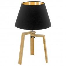 Настольная лампа декоративная Eglo Chietino 97515
