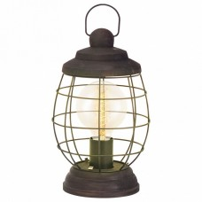 Настольная лампа декоративная Eglo ПРОМО Bampton 49288