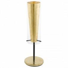 Настольная лампа декоративная Eglo Pinto Gold 97654