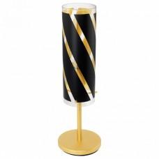 Настольная лампа декоративная Eglo Pinto Nero 1 97769