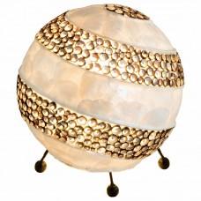 Настольная лампа декоративная Globo Bali 25815
