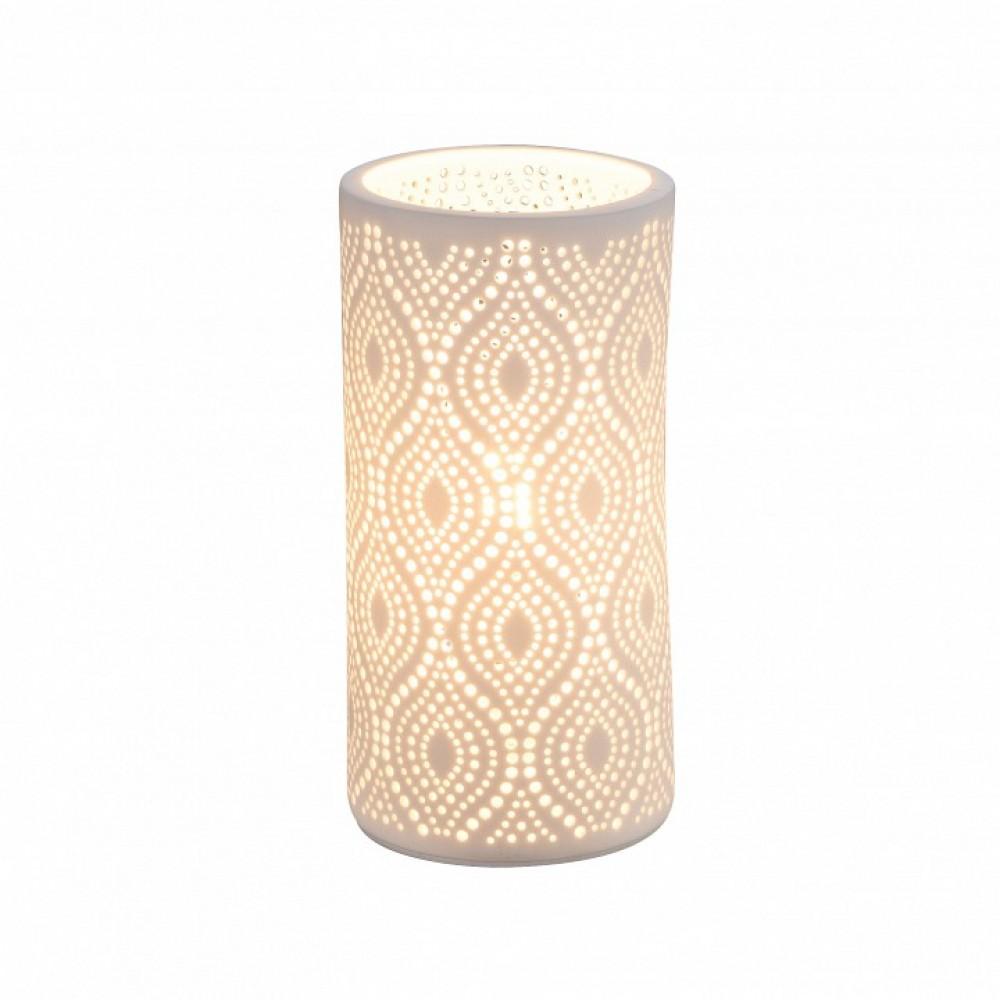 Настольная лампа декоративная Globo Cendres 15917T