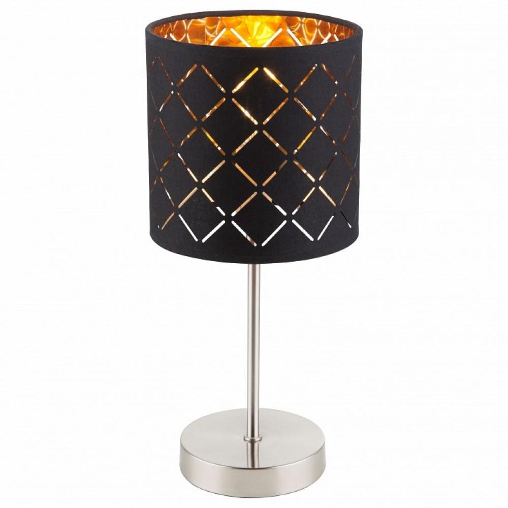 Настольная лампа декоративная Globo Clarke 15229T