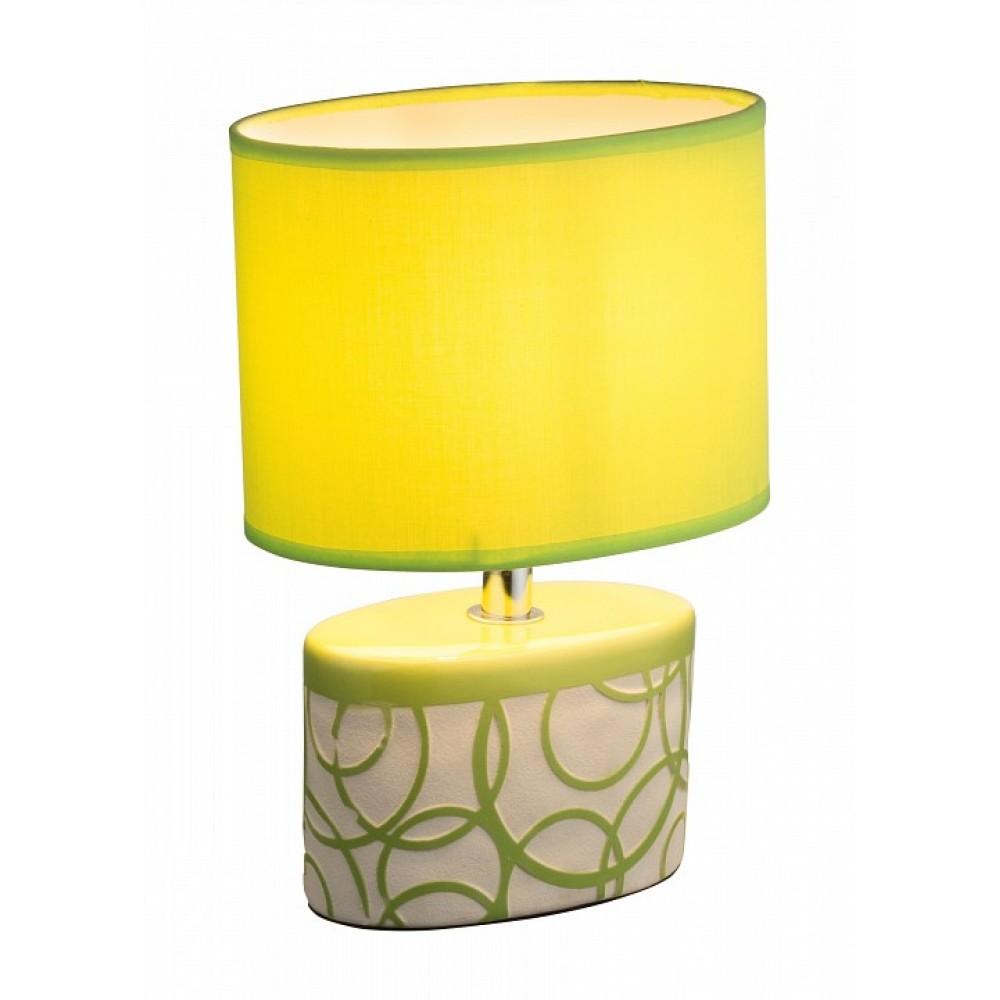 Настольная лампа декоративная Globo Dukono 21606