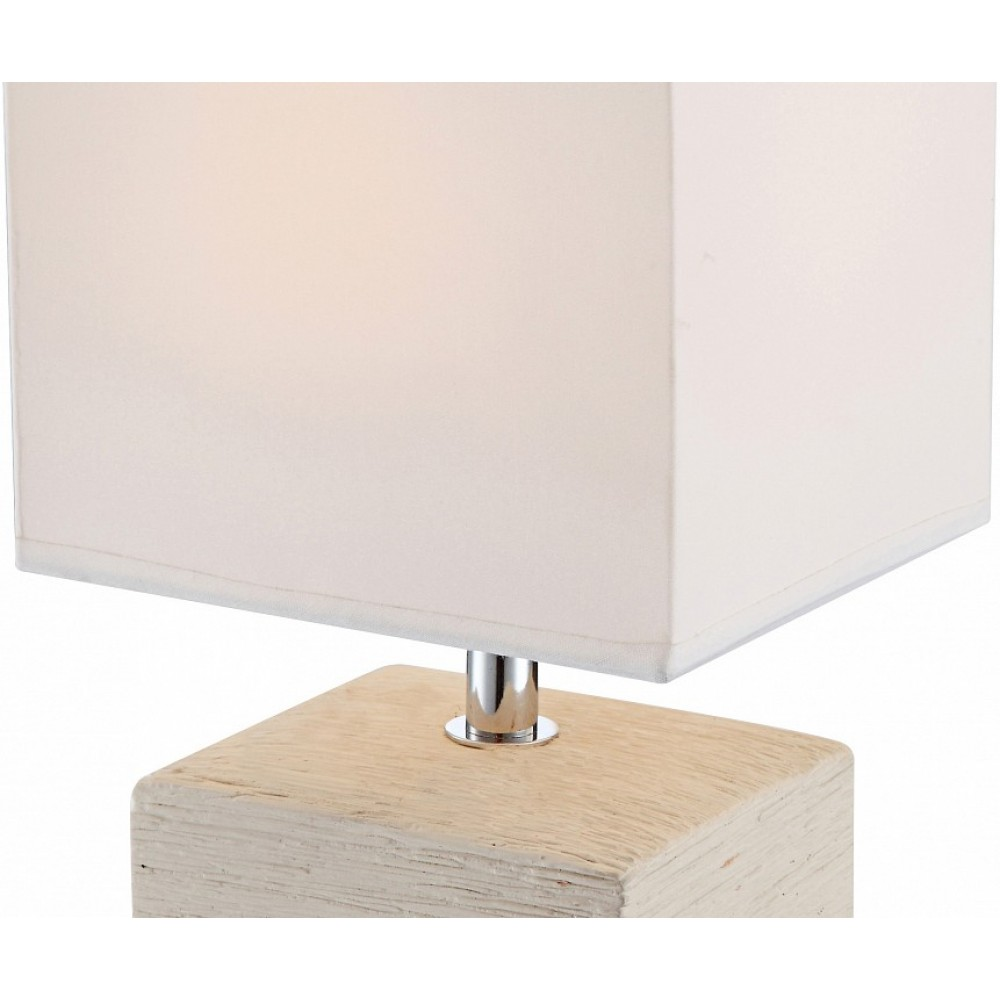 Настольная лампа декоративная Globo Geri 21675
