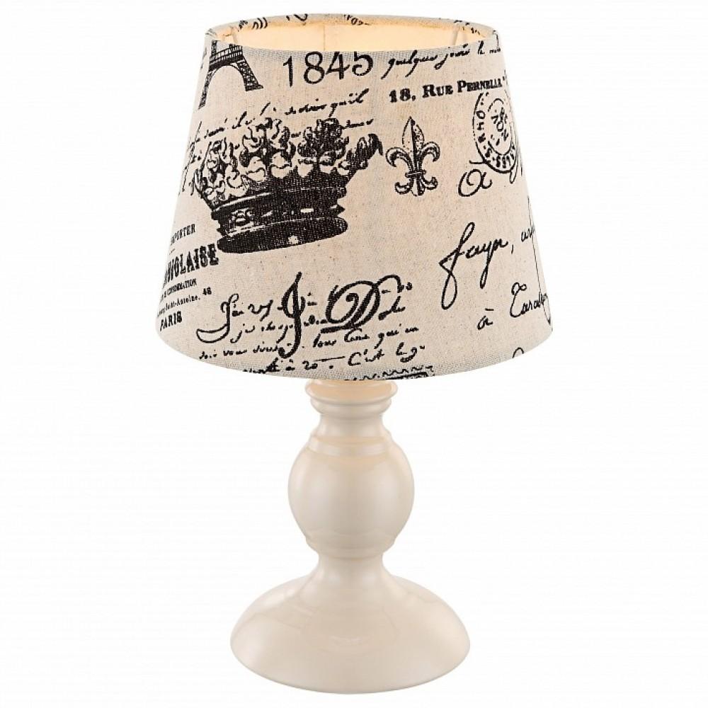 Настольная лампа декоративная Globo Metalic 21692