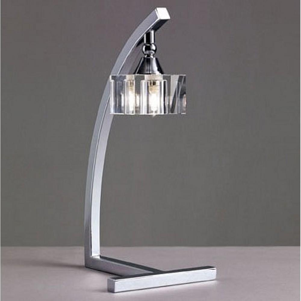 Настольная лампа декоративная Mantra Cuadrax 0964