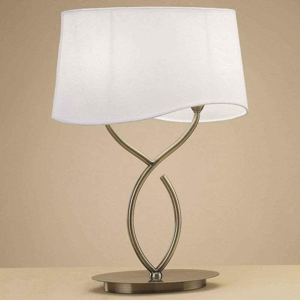 Настольная лампа декоративная Mantra Ninette 1926