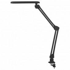 Настольная лампа офисная Эра NLED-441 NLED-441-7W-BK