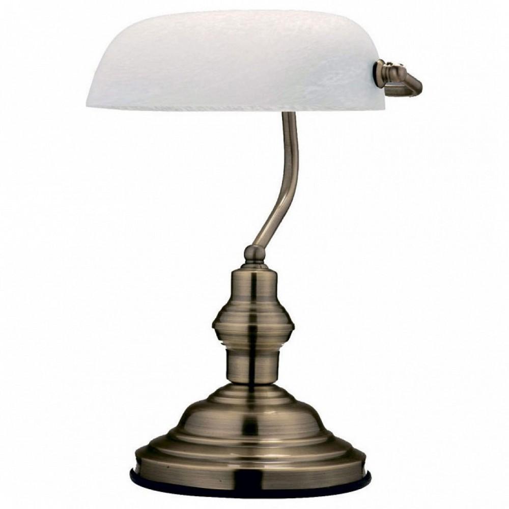 Настольная лампа офисная Globo Antique 2492