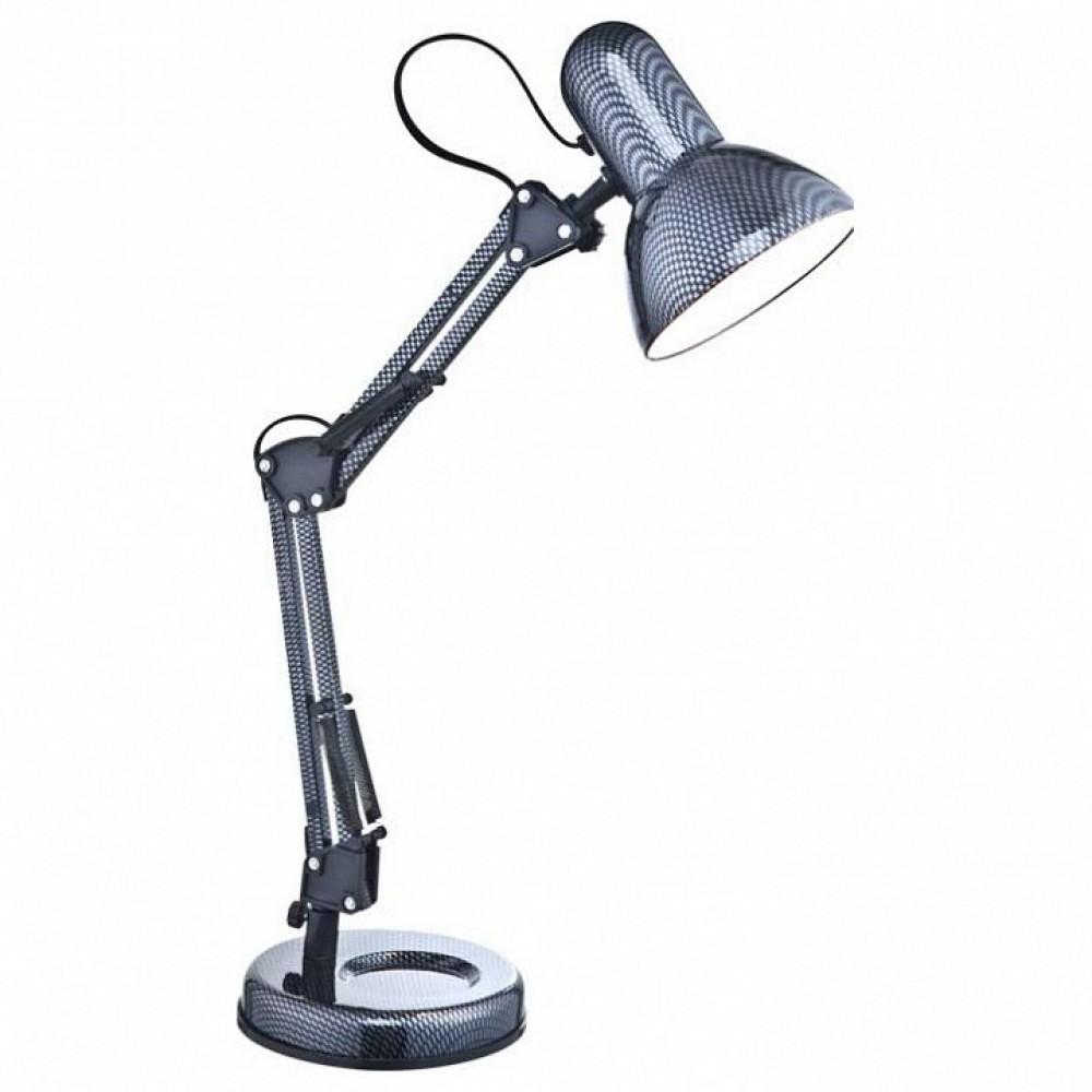 Настольная лампа офисная Globo Carbon 24892