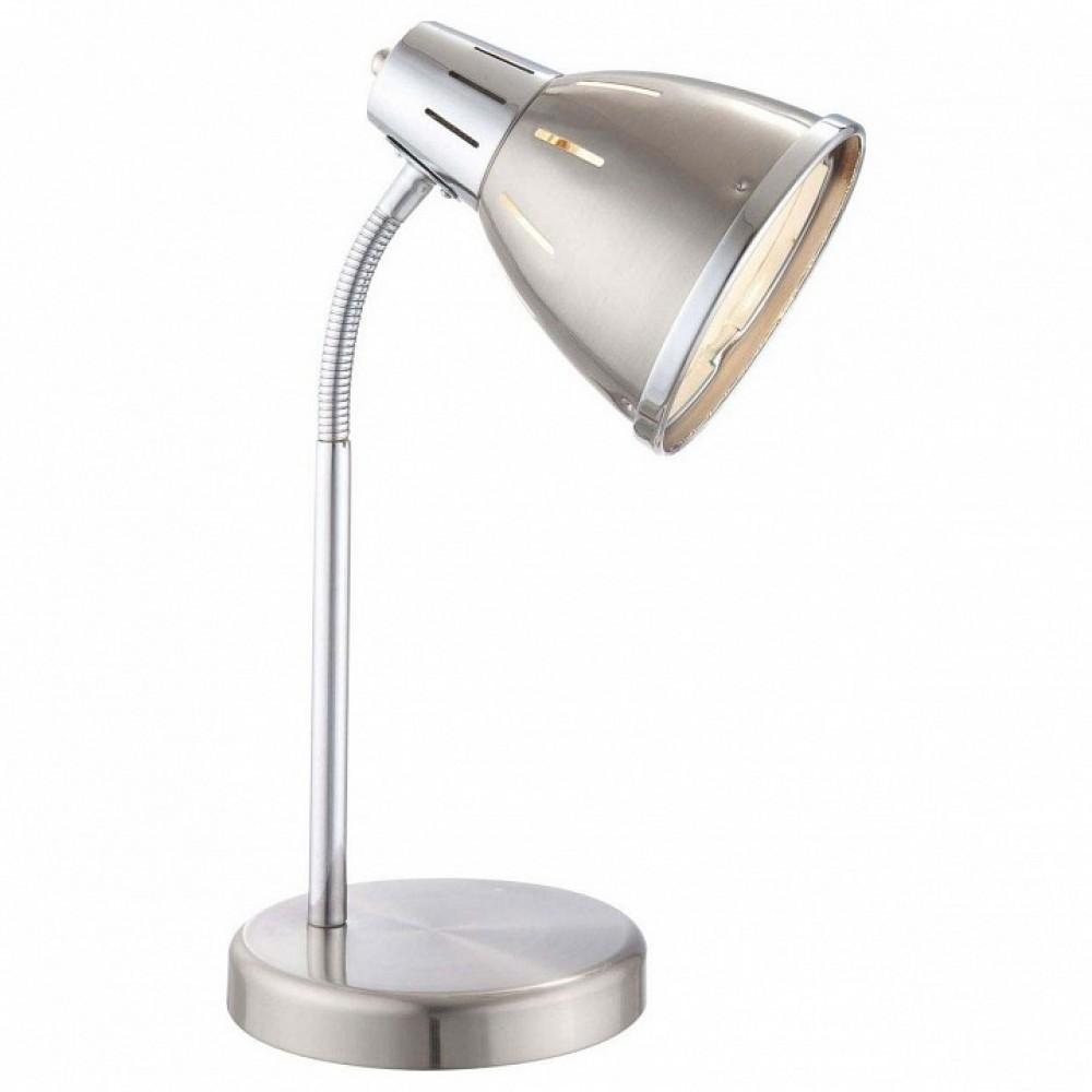 Настольная лампа офисная Globo Ego 24777