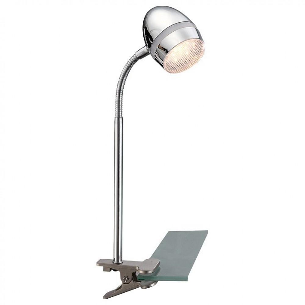 Настольная лампа офисная Globo Manjola 56206-1K