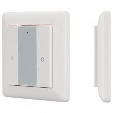 Панель-диммера клавишная накладная Arlight Knob SR-2853K2-RF-UP White (3V, DIM, 1 зона)