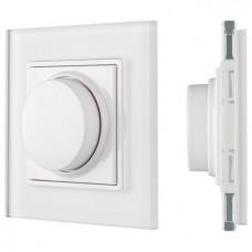 Панель-регулятора цвета RGB роторная накладная Arlight Rotary SR-2835RGB-RF-UP White (3V, RGB)