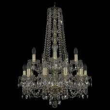 Подвесная люстра Bohemia Art Classic 11.11 11.11.10+5.195.2d.h-85.Gd.Sp