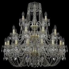 Подвесная люстра Bohemia Art Classic 11.11 11.11.16+8+4.300.3d.Gd.Sp