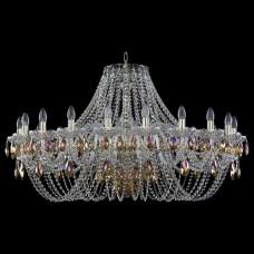 Подвесная люстра Bohemia Art Classic 11.11 11.11.20.400.Gd.Sp.K777