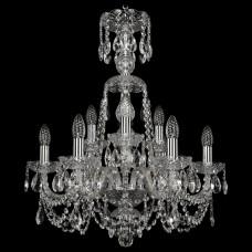 Подвесная люстра Bohemia Art Classic 11.11 11.11.6+3.195.XL-67.Cr.Sp