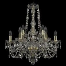 Подвесная люстра Bohemia Art Classic 11.11 11.11.6+3.195.h-63.Gd.Sp