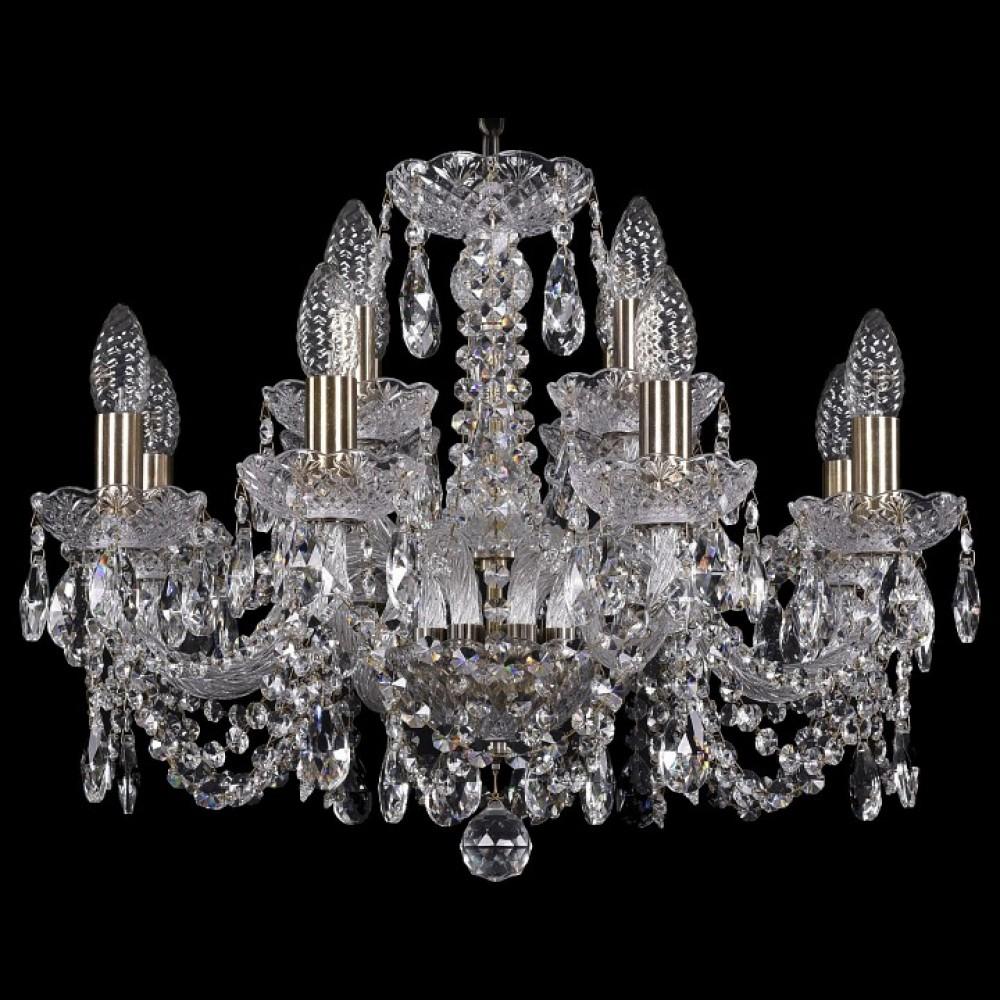Подвесная люстра Bohemia Art Classic 11.11 11.11.8+4.195.Br.Sp