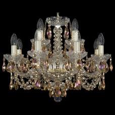 Подвесная люстра Bohemia Art Classic 11.11 11.11.8+4.195.Gd.Sp.R777