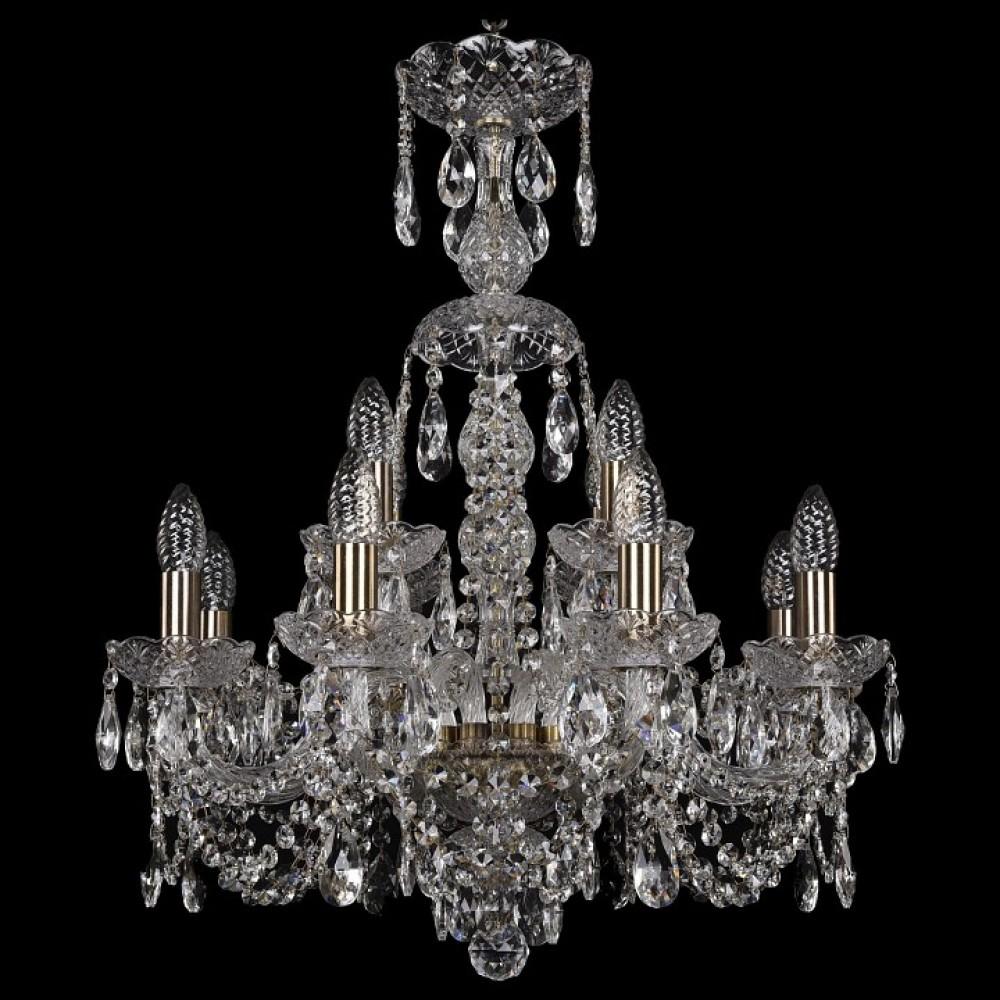 Подвесная люстра Bohemia Art Classic 11.11 11.11.8+4.195.XL-67.Br.Sp