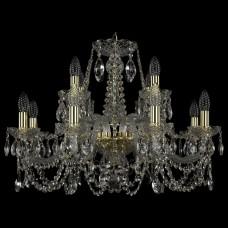 Подвесная люстра Bohemia Art Classic 11.11 11.11.8+4.240.Gd.Sp