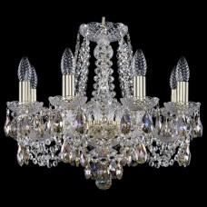 Подвесная люстра Bohemia Art Classic 11.11 11.11.8.165.Gd.Sp.K801
