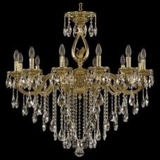 Подвесная люстра Bohemia Ivele Crystal 7501 75401/12/300 B G FS1S