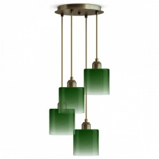Подвесной светильник 33 идеи 101 PND.101.04.02.AB-S.21.GN