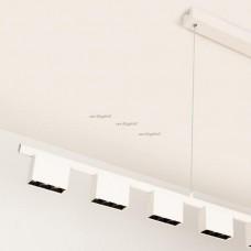 Подвесной светильник Arlight SP-LEGACY-S1200x60-8x6W Warm3000 (WH, 34 deg) 028152