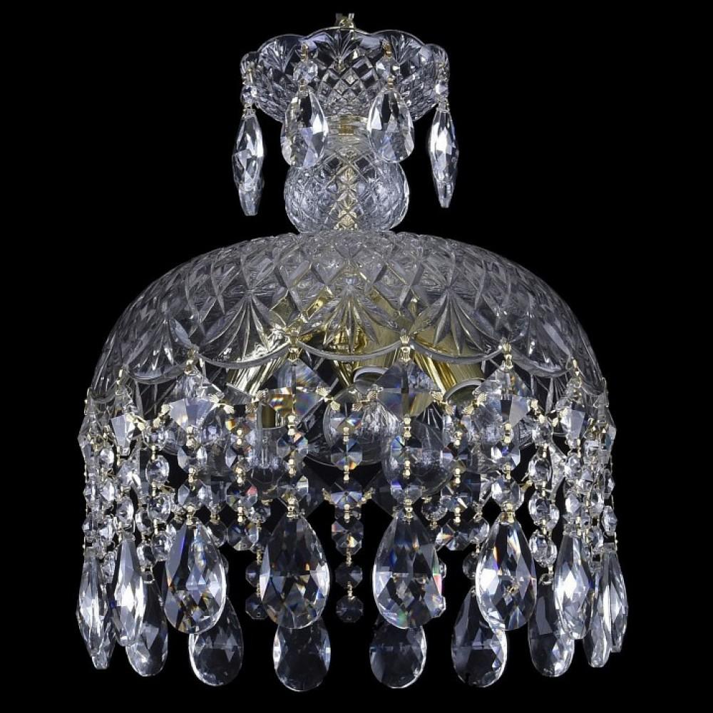 Подвесной светильник Bohemia Art Classic 14.01 14.01.5.d30.Gd.Sp
