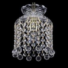 Подвесной светильник Bohemia Ivele Crystal 1478 14781/15 G Balls