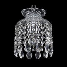 Подвесной светильник Bohemia Ivele Crystal 1478 14781/15 Ni