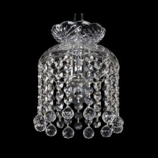 Подвесной светильник Bohemia Ivele Crystal 1478 14781/15 Ni Balls