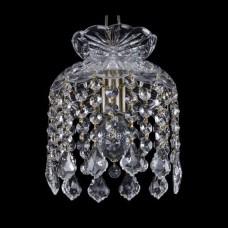Подвесной светильник Bohemia Ivele Crystal 1478 14781/15 Pa Leafs