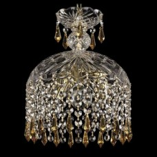 Подвесной светильник Bohemia Ivele Crystal 1478 14781/22 G Drops K777