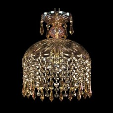 Подвесной светильник Bohemia Ivele Crystal 1478 14781/22 G Drops M777