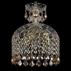 Подвесной светильник Bohemia Ivele Crystal 1478 14781/22 G Leafs K721