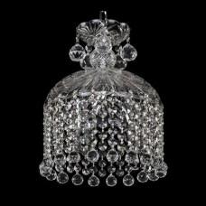 Подвесной светильник Bohemia Ivele Crystal 1478 14781/22 Ni Balls