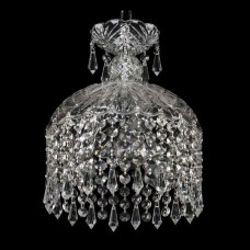 Подвесной светильник Bohemia Ivele Crystal 1478 14781/22 Ni Drops